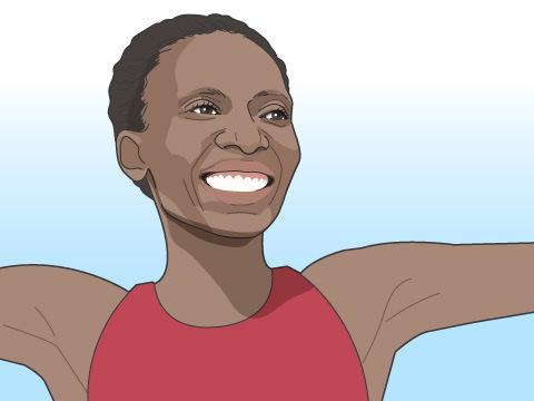 キャサリン・ヌデレバ(ケニア)
