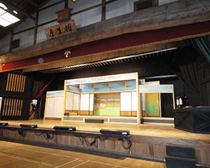 美濃歌舞伎博物館相生座