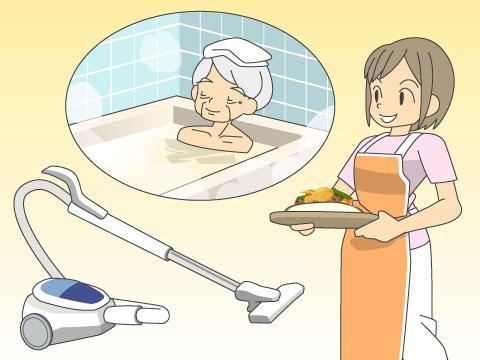 介護サービスの充実度がポイントの介護付有料老人ホーム