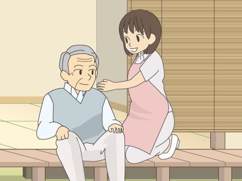 高齢者にも家族にもメリットのある小規模多機能ホーム