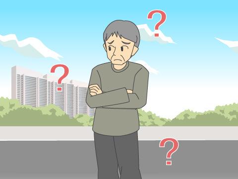 認知症の中核症状と周辺症状