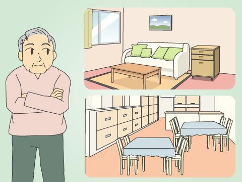 居室・共用スペースに伴う費用