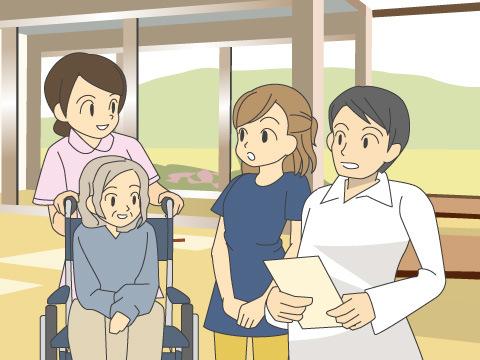 ④施設見学・体験入居は必ず行なおう