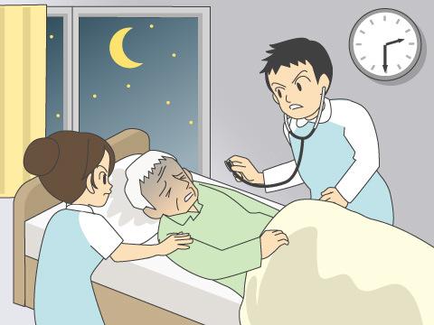 「介護」と「看護」は別々に考えて施設を考えるべき?