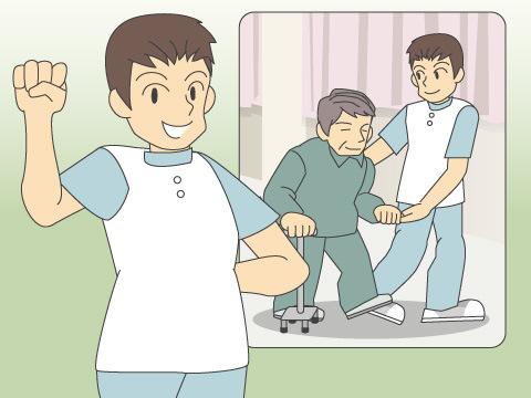 身体の動きに関するエキスパート「理学療法士」