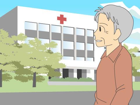 メリット2:病院が近くにある