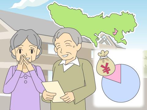高齢者に優しい目黒区の「高齢者世帯等居住継続家賃助成」