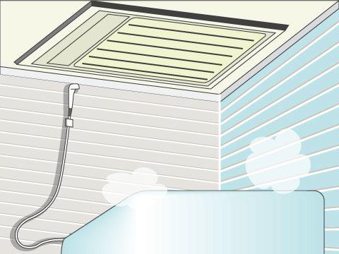 浴室乾燥機の機能