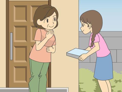 挨拶はどのタイミングで、どのようなことを伝えるべきか