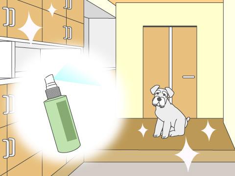 衛生面など臭いのトラブル