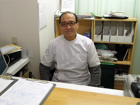 医院長 橋本昇先生