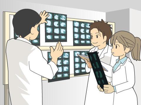 診療放射線技師になるまで