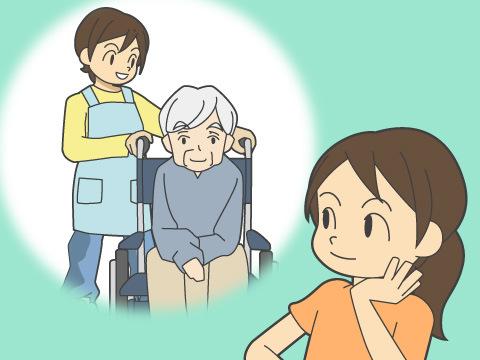介護福祉士の仕事内容