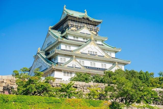大阪城(大坂城)の歴史と観光ガイド