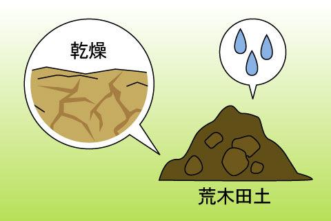 粘土質(ネンドシツ)