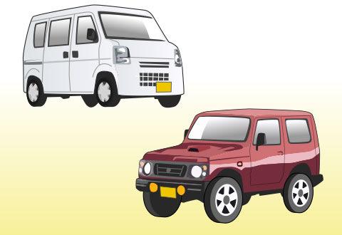 軽自動車(ケイジドウシャ)