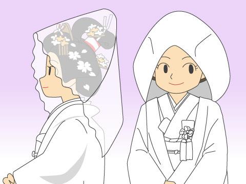 綿帽子(ワタボウシ)