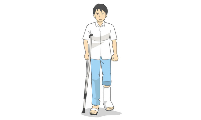 使い方 松葉杖
