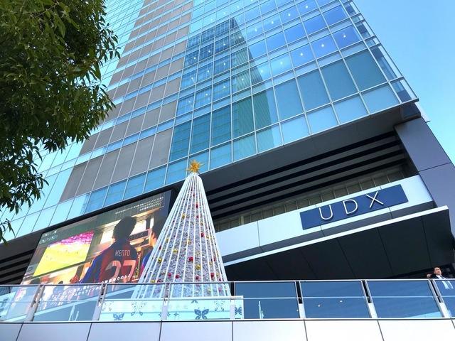 トップスクールアイドルA-RISEが通うエリート校のモデル「秋葉原UDX」