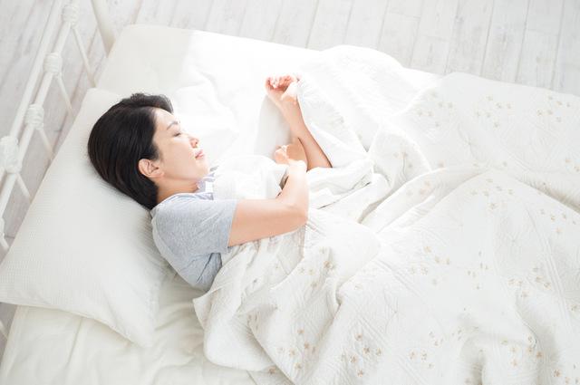 健康のために良質な睡眠を取ることが重要