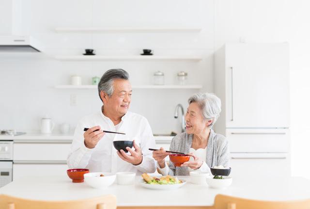 健康に長生きするために、良い食生活は欠かせない