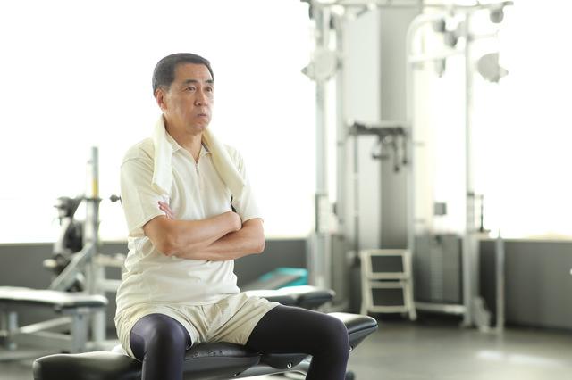 基礎代謝は加齢とともに低下する