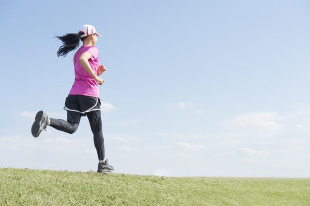 ジョギングの正しいフォームとは