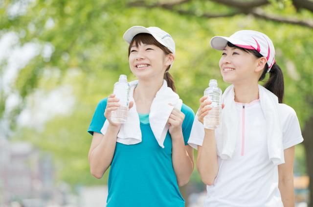 ランニングするときに熱中症や脱水症状、ケガをしないための注意点