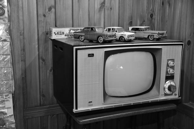 モノクロテレビの誕生
