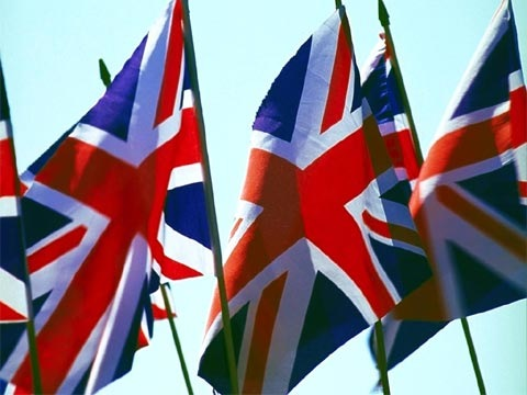 イギリスでの歴史