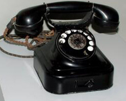 3号卓上電話機