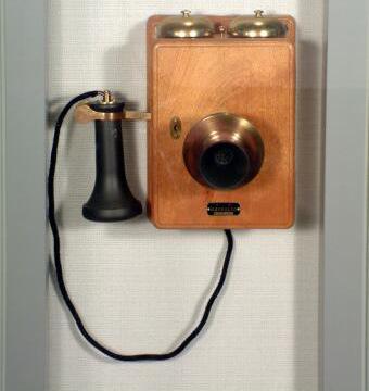 電話機の歴史