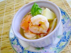 ベトナム風スープ