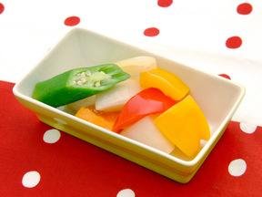 温野菜マリネサラダ