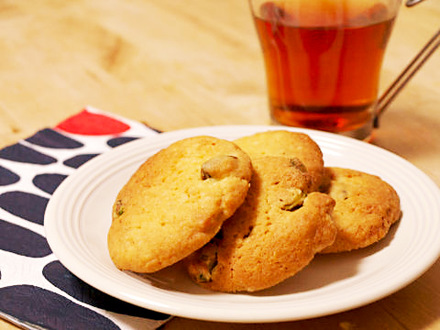 ピスタチオクッキー