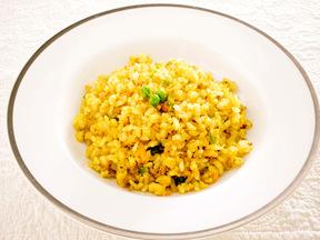玄米とおからのドライカレー
