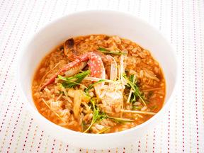 韓国風汁ご飯