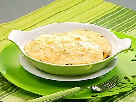 野菜の豆乳グラタン