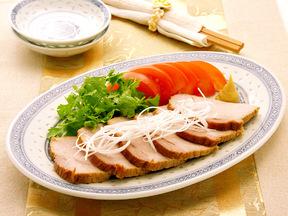 圧力鍋で簡単!中華風煮豚