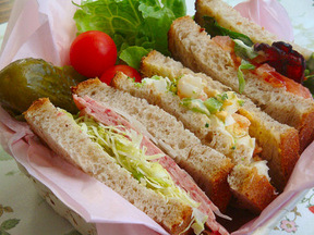 サンドイッチボックス