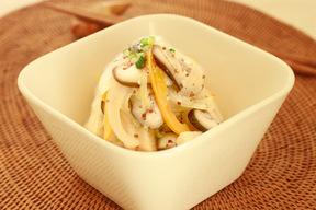 高野豆腐の野菜マリネ