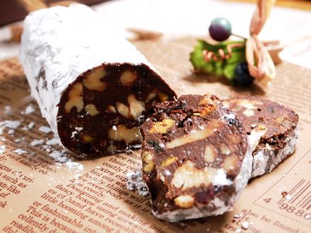 サラミチョコレート