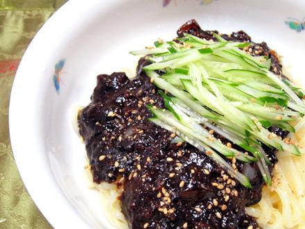 韓国ジャージャー麺(チャジャンミョン)