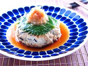 ひじき入り豆腐ハンバーグ