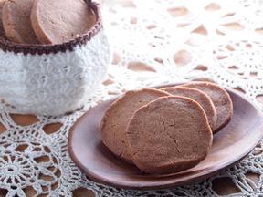 きな粉のアイスボックスクッキー
