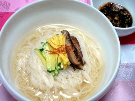 温麺(チャンチククス)