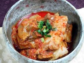 キムチと豚肉の煮物(キムチチム)