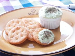 枝豆のクリームチーズディップ