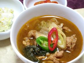 ウゴジのスープ(ウゴジクク)