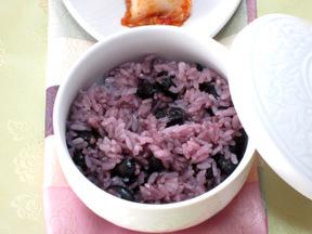 黒豆ご飯(コムンコンパプ)